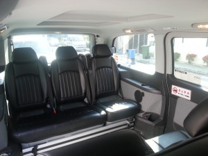 7 Seater Maxi Taxi