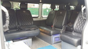 Executive 13 Seater Mini bus