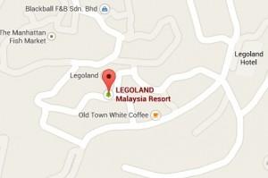 Minibus to Legoland Malaysia
