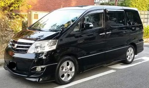 Alphard Private Limo