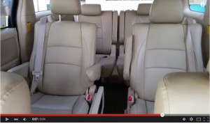 Alphard Limo With Driver