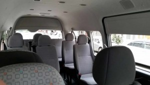 mini bus airport transfer