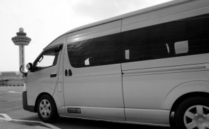 Maxi Cab Minibus Airport Transfer