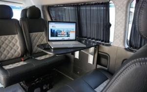 minibus rental services