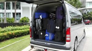 Singapore Airport Transfer Minibus
