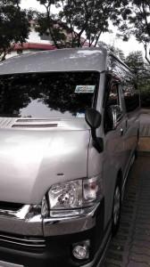 Minibus Charter Service