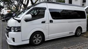 Minibus Singapore Hire