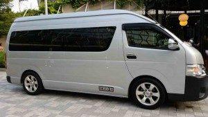 Minibus Service Singapore