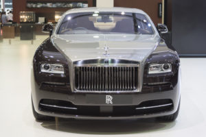 Rolls Royce Limo Services Singapore