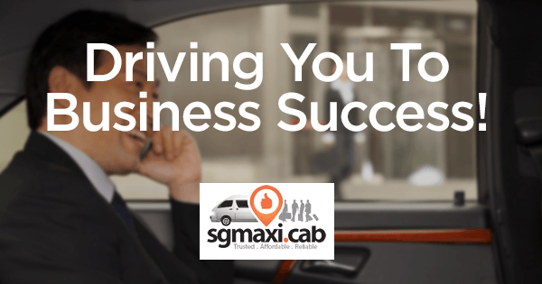 Let SGMaxi Drive You To Your Business Success!
