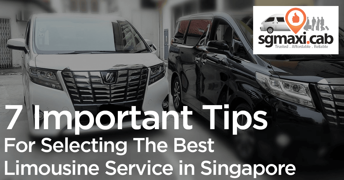 7-important-tips-to-select-the-best-limousine-service-in-singapore