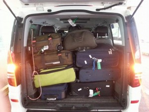 maxi cab capacity