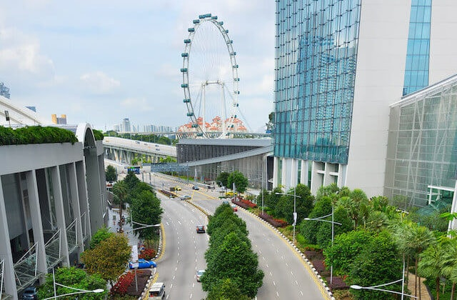 The Different Ways To Get Around Singapore